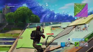 Fortnite_ living in the storm