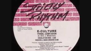 E-Culture - Unification (Callowhill Mix) -  Strictly Rhythm SR 1223