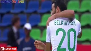 SPORT TV 1 HD - CAN 2017 - ALGERIE VS ZIMBABWE RIYAD MAHREZ GOAL