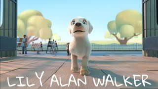 LILY ALAN WALKER : ANIMATED LYRICS VIDEO