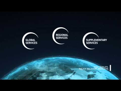 Copernicus Earth Observation Programme: About the Climate Change and Atmosphere Monitoring Services