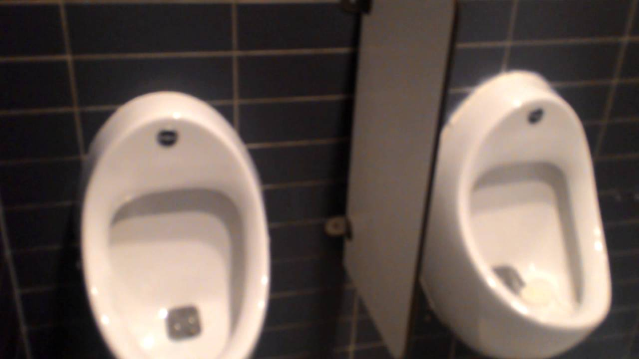 Men\'s Toilet at Kazan International Airport, Tatarstan, Russia - YouTube