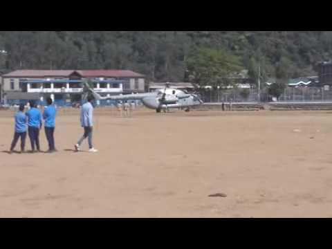 Indian prime minister chopper