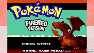 Pokémon FireRed for GBA ᴴᴰ (2004) Full Playthrough