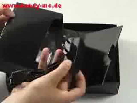 Sony-Ericsson C902 Erster Eindruck