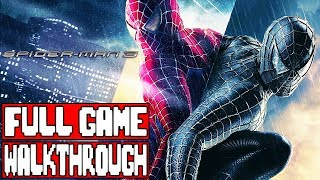 SPIDERMAN 3 Full Game Walkthrough No Commentary