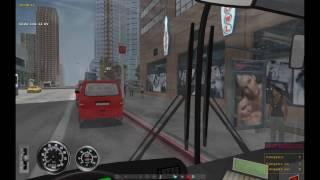 City Bus Simulator 2010 - Gameplay