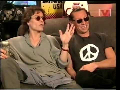 Eddie Alex Van Halen Interview 1997 Youtube