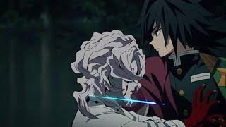 Giyu Tomioka vs Rui Demon Slayer Kimetsu no yaiba Episode 20