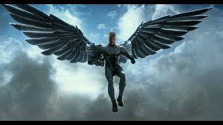 Апокалипсис Дарует Стальные Крылья Ангелу  ™️«Люди Икс: Апокалипсис» (2016)