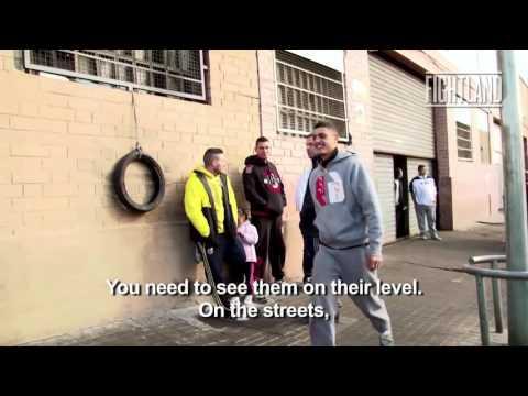 Barcelona's Scrap Dealing Boxer  Fightland Worldwide ( VICE magazine )