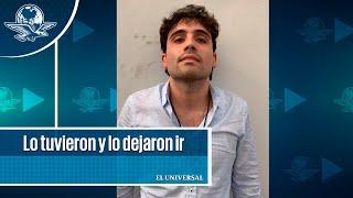 """Incendian Culiacán; sueltan a hijo de """"El Chapo"""""""