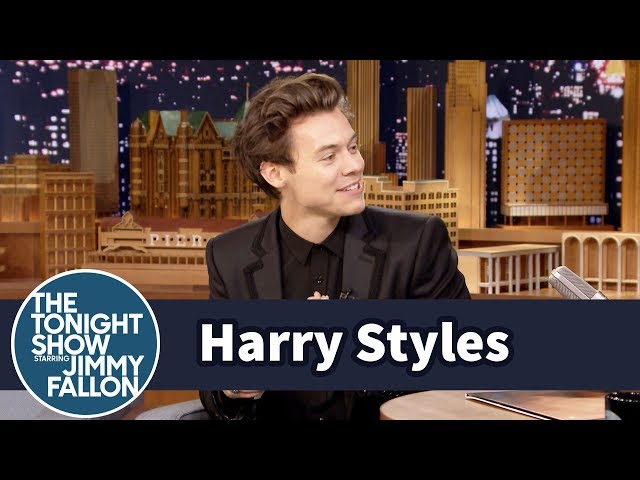 Harry Styles Makes a Wish to Host The Tonight Show