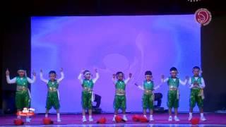 Malayalam Thiruppiravi  Santa Nite 2015 Dance at Doha Qatar Rosary Church