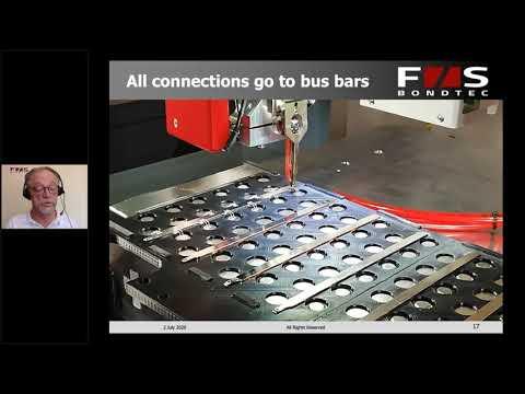 F&S BONDTEC - Manufacturing Battery Modules Via Wire Bonding - Virtual Battery Exhibition 2020