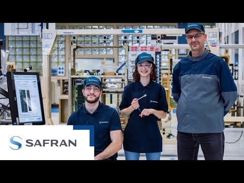 Focus on Niort  : discover our facilities | Safran Electrical & Power