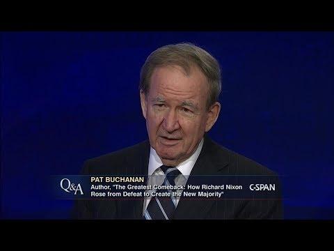 Pat Buchanan Weighs in on Brett Kavanaugh Controversy