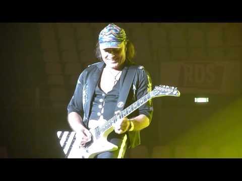 Scorpions - In The Line Of Fire - Matthias Jabs - Guitar Solo - Live In Rome 2015
