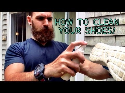 HOW TO: Clean Your Shoes