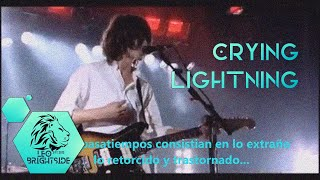 "Arctic Monkeys- ""Crying Lightning"" (Subtitulada)"