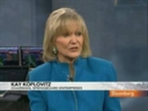 Koplovitz Discusses Venture Capital for Women-Led Firms: Video