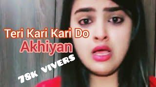 Teri Kari Kari Do Akhiyan tadpaye mujhe Sari  Ratiya, Actor Chandan Sharma