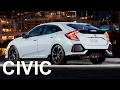 2017 Honda Civic Hatchback - interior Exterior and Drive (Great Car)