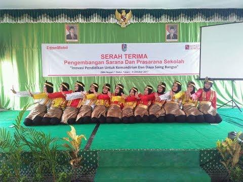 Tari Saman - Assalamu'alaikum (Ala SMA Negeri 1 Soko Tuban)