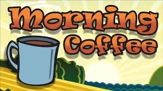 Morning Coffee - Alien 3D UFO Box