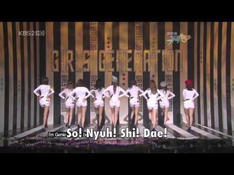 All SNSD Fanchants 2007-2014 [With Lyrics]