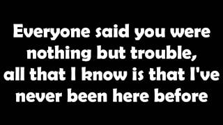 Scott Porter & The Glory Dogs - Pretend - With Lyrics