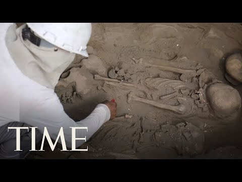 Archaeologists May Have Found The World's Largest Known Child Sacrifice Site In Peru | TIME