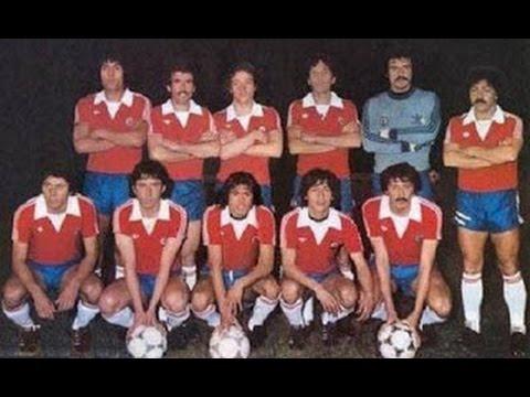 Resultado de imagen para Chile vs Paraguay  Copa América 1979