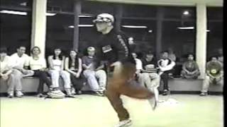 【DANCE】伝説のブレイクダンス thumbnail