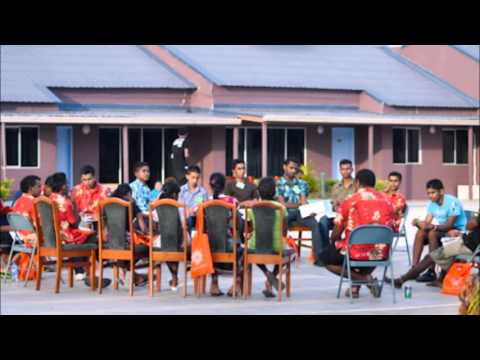 Song - Emoj ao ruj tok - Marshall Islands Baha'i Youth Conference December 2015