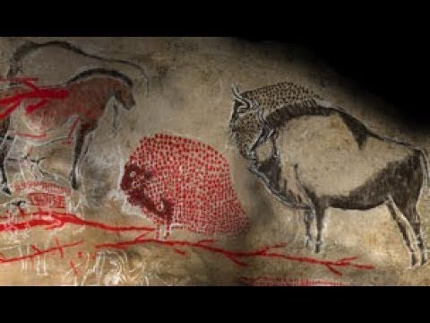Pech Merle Cave Paintings