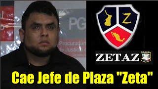 Cae jefe de plaza de Los Zetas en Monclova