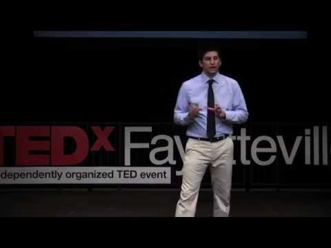 The illusion of control: Josh Hall at TEDxFayetteville