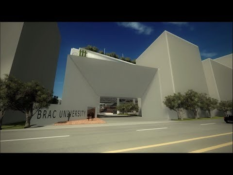 BRAC University New Campus