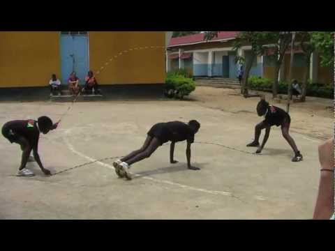 2nd Annual East Africa Jump Rope Competition and Camp