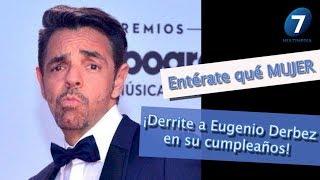 ¡Entérate qué MUJER derrite a Eugenio Derbez en su cumpleaños! / Multimedia 7