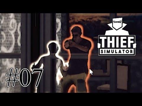 泥棒の家に泥棒に入ったら逮捕されました #07 ~ Thief Simulator