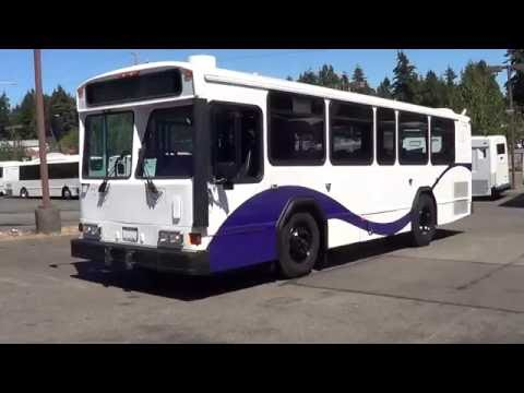 Northwest Bus Sales 2000 Gillig Phantom 32 Passenger Transit