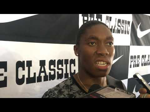 "Caster Semenya On Critics: ""It's Their Own Problem"""