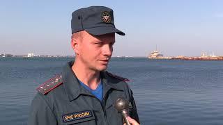 В Крыму подвели  итоги работ на затонувшем теплоходе Жан Жорес