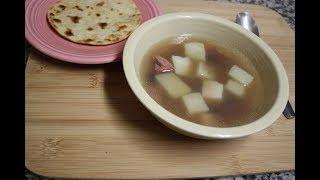 ✬✬✬ Готовим быстрый суп.Простой рецепт вкусного супа