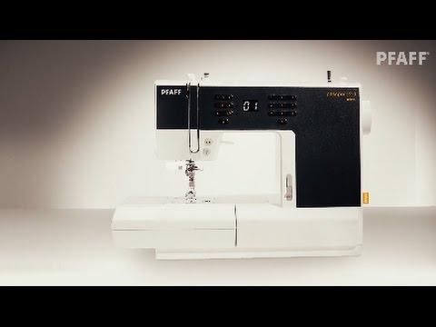 PFAFF Passport 2.0: Vídeo Completo sobre a Máquina de Costura