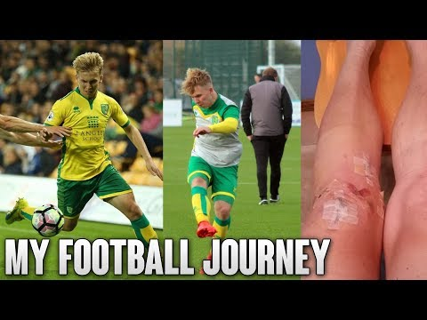 How I Became a Professional Footballer - Two ACL Injuries, Getting Released (My Football Journey)