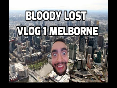 vlog: Lost in Melbourne