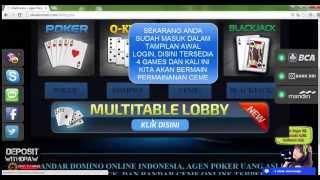 Tutorial Permainan CEME by OkeDomino.com - Bandar Ceme Online Terpercaya